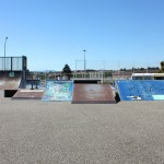 Skatepark Monistrol-sur-Loire vue 1