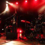 La Petite Semaine sur scène durant le Meygal Rock Festival