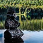 Zen au lac du Bouchet