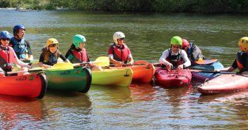 École de pagaie du Velay - location et accompagnement Canoë - Kayak - Rafting - Stand Up Paddle - dirtscoot et VTT à Vorey-sur-Arzon en Haute-Loire.