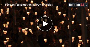 Fête de l'Assomption au Puy-en-Velay 2017