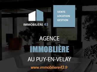 Agence immobilière au Puy-en-Velay en Haute-Loire