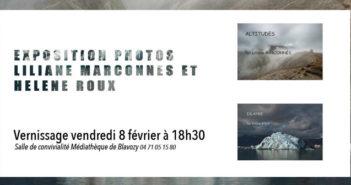 Expo L.Marconnes / H.Roux à Blavozy